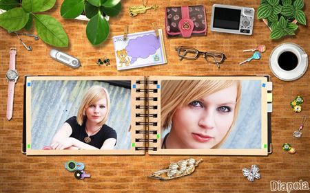 Montage photo livret photo