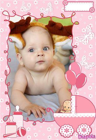 Montage photo naissance bébé gratuit